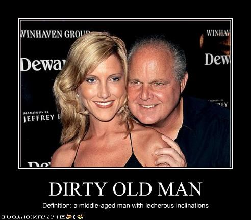 Dirty old man pic